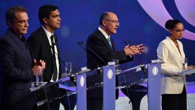 En plena campaña, ya comenzaron los debates en Brasil