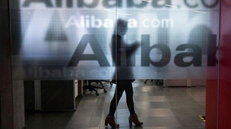Alibaba, gigante chino de comercio online (Reuters)