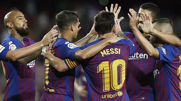 Barcelona contra Girona sería el primer partido de La Liga en Estados Unidos