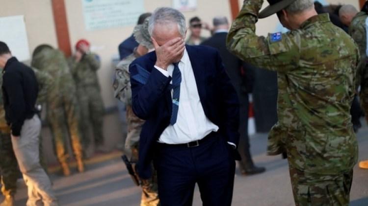 MalcomTurnbull fue destituido por su propio partido de su puesto de Primer Ministro (Reuters)