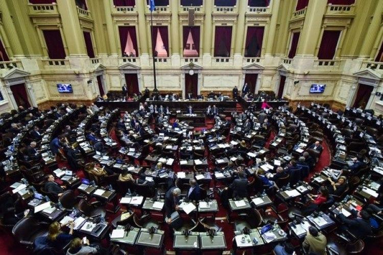 La Cámara de Diputados en Argentina (Guille Llamos)