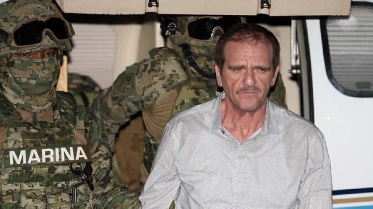 El capo en 2016, cuando cumplió su sentencia en EEUU, pero fue reaprehendido en México (Foto: AFP)
