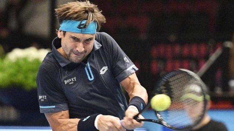 David Ferrer, el rival de Nadal (AFP)