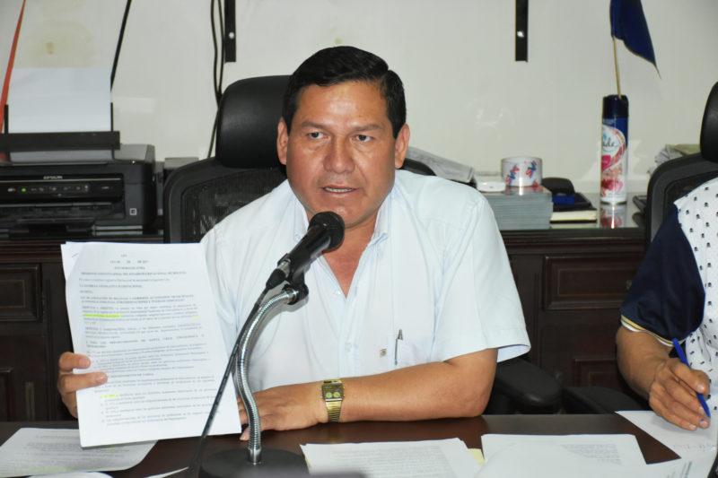 El MAS culpa a alcalde Vallejos y ex alcalde Bru del triunfo del NO de la Carta Orgánica de Yacuiba