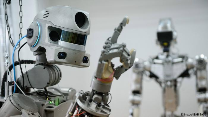 Robot Fedor.