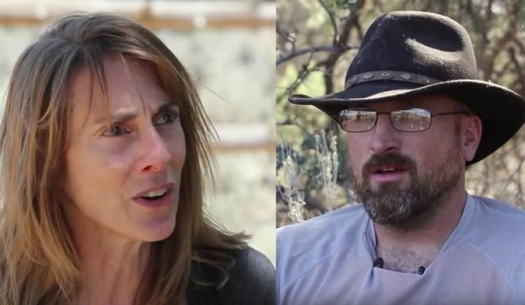 La doctora en Psicología Lorin Lindner y su esposo, el veterano de guerra Matthew Simmons, son los fundadores y directores de LARC