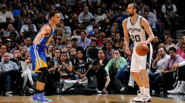 Stephen Curry y otras grandes figuras de la NBA enviaron emotivos mensajes a Manu Ginóbili
