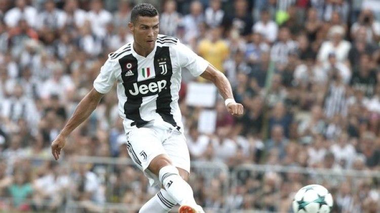 El portugués Cristiano Ronaldo ha llegado a la Juventus este verano (AFP)