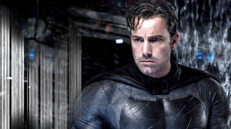 Ben Affleck podría quedarse sin su papel de Batman debido al alcoholismo