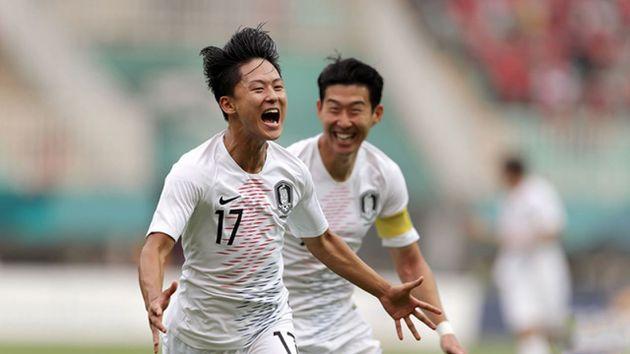 El Tottenham respira por Heung Min Son por Corea del Sur en los Juegos Asiáticos