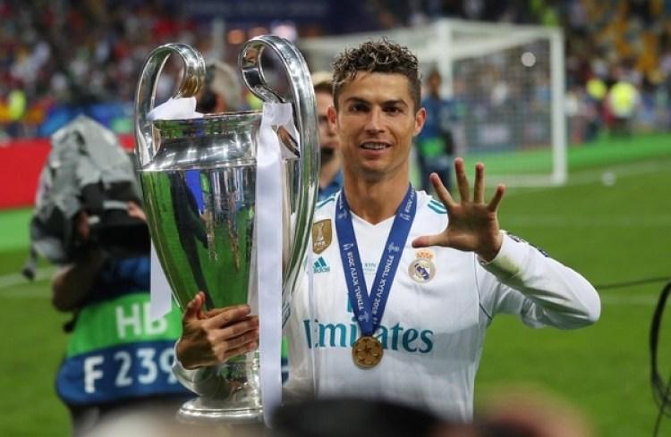 Cristiano Ronaldoestá nominado a mejor jugador de la pasada edición (Reuters)