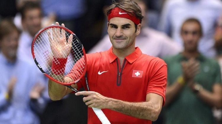 Roger Federer debutó en la Copa Davis en 1999 y fue campeón en la edición 2014