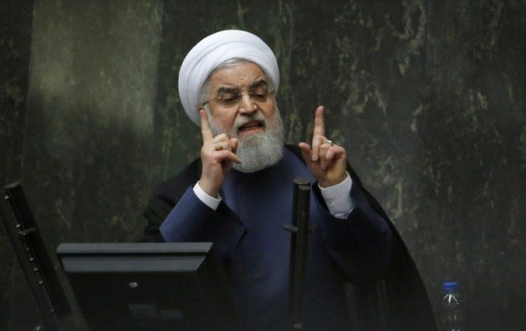 Rouhani se encuentra bajo presión por el fracaso económico de su gobierno (AFP)