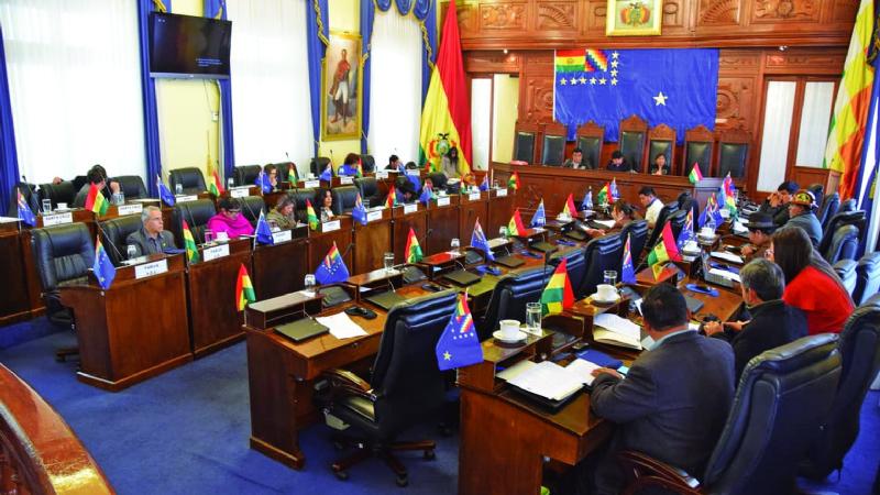 El Senado aprueba primarias obligatorias y desoye al TSE