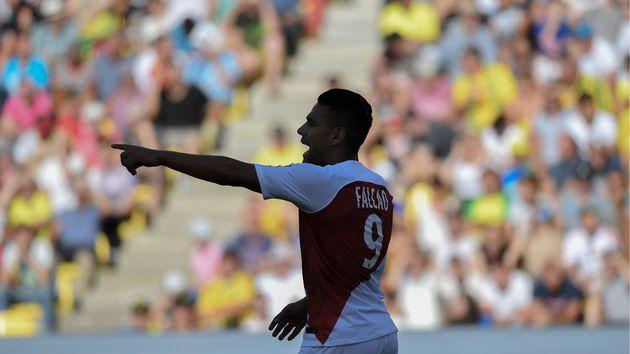 Falcao confirma que seguirá en Mónaco esta temporada