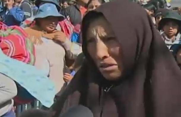 Familiares de cocaleros fallecidos radicalizarán sus protestas