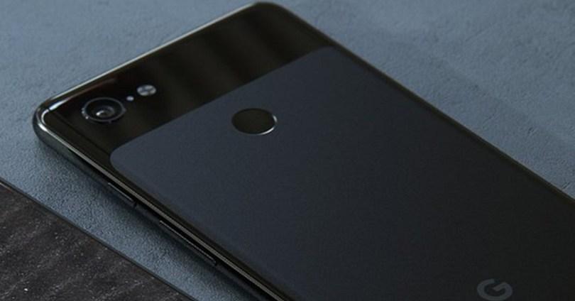 Google Pixel 3 XL-trasera