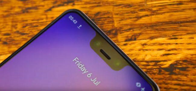 vídeo del Google Pixel 3 XL