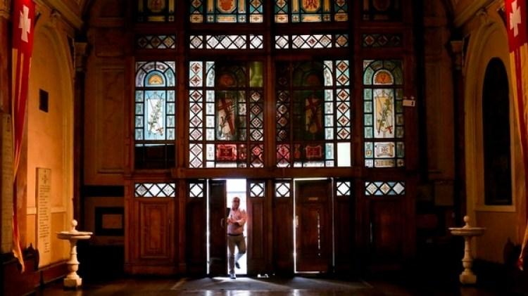 La iglesia chilena está envuelta en un escándalo de abusos sexuales (AP)