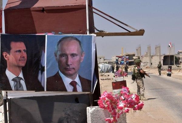 Trump advierte a Siria que podría provocar una 'potencial tragedia'