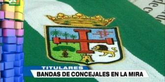 Video titulares de noticias de TV – Bolivia, mediodía del martes 14 de agosto de 2018