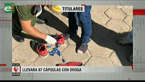 Video titulares de noticias de TV – Bolivia, noche del jueves 23 de agosto de 2018