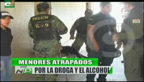 Video titulares de noticias de TV – Bolivia, noche del viernes 24 de agosto de 2018