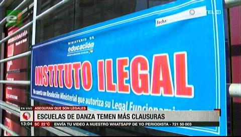 Escuelas de danza temen más clausuras en Santa Cruz