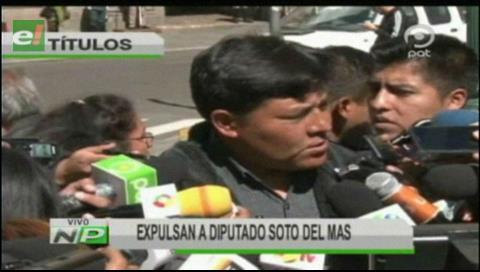 Video titulares de noticias de TV – Bolivia, mediodía del viernes 17 de agosto de 2018