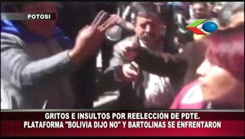 Potosí: Plataformas y organizaciones sociales se confrontan por el 21F