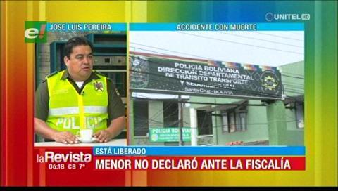 Tránsito confirma que conductor que falleció en accidente en Las Palmas estaba bajo influencia alcohólica