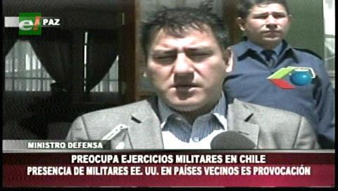 Bolivia advierte que presencia militar de EEUU amenaza la paz en Sudamérica