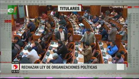 Video titulares de noticias de TV – Bolivia, mediodía del martes 28 de agosto de 2018