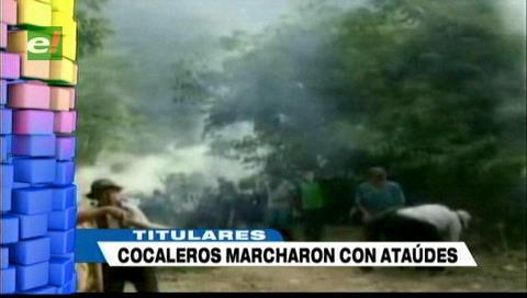 Video titulares de noticias de TV – Bolivia, noche del viernes 31 de agosto de 2018