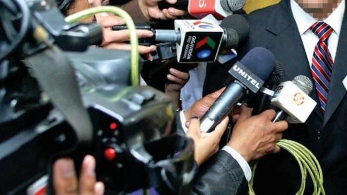 """Evo confirma presentación de ley contra la mentira: """"Ya es hora de moralizar"""""""
