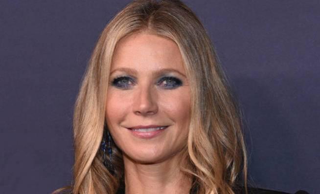 Las mejillas de Gwyneth Paltrow están llenas de vitaminas. (Getty)