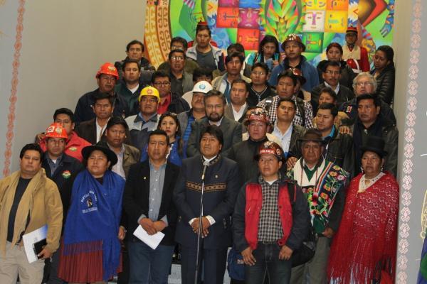 En 2019: Bolivia pondrá en marcha el Seguro Universal Gratuito de Salud