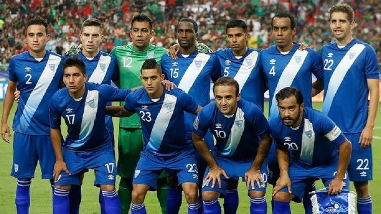 Guatemala se medirá ante Argentina y Ecuador en Estados Unidos