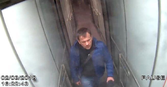 Alexander Petrov, en una imagen del 2 de marzo en el aeropuerto de Gatwick