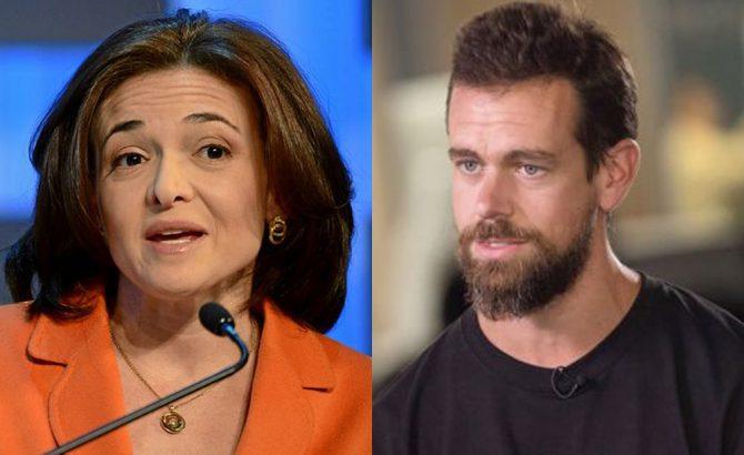 Los ejecutivos de Facebook y Twitter declaran ante Congreso de los Estados Unidos por presunta injerencia rusa