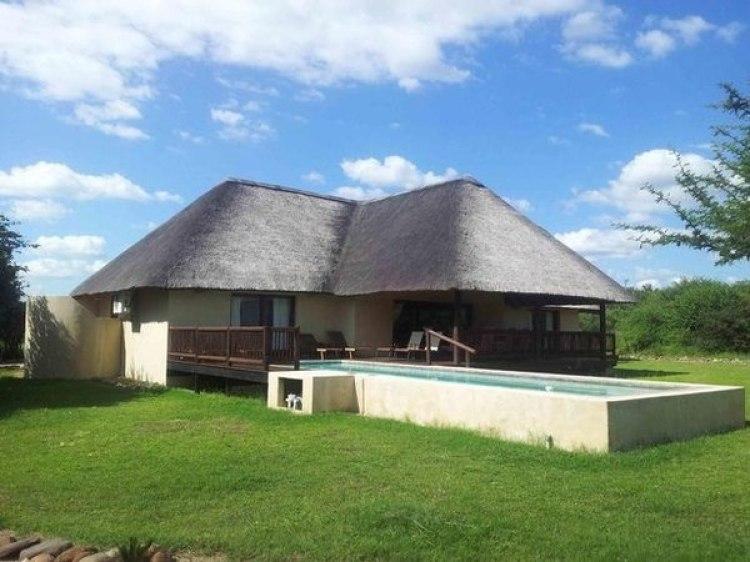 Así es la casa que la familia Williams tenía en la reserva Blyde Wildlife Estate donde vivían y trabajaban