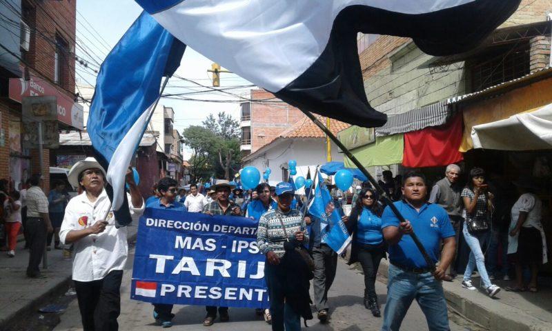 El MAS lamenta que el gobernador de Tarija no participe en las mesas técnicas para el Pacto Fiscal