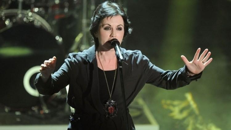 Revelan la autopsia de Dolores O'Riordan, la cantante de rock irlandesa del grupo The Cranberries,