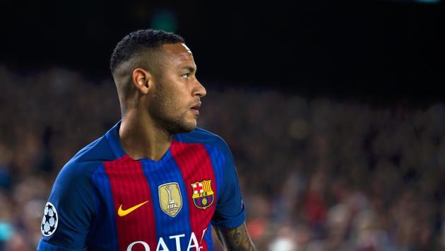 Neymar lloró a la directiva del Barcelona para volver