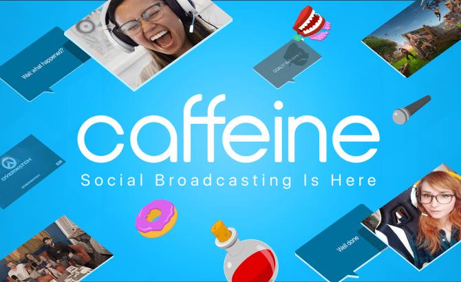 Fox invierte 100 millones de dólares en Caffeine, ¿el futuro rival de Twitch?