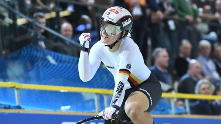 La ciclista alemana Kristina Vogel aseguró que no podrá volver a caminar (AFP)
