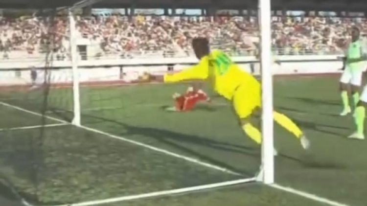 Mussard no pudo evitar la goleada de Nigeria
