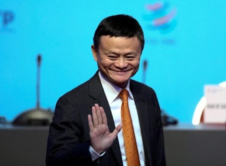 Jack Ma durante un evento en Buenos Aires en 2017 (REUTERS/Marcos Brindicci)
