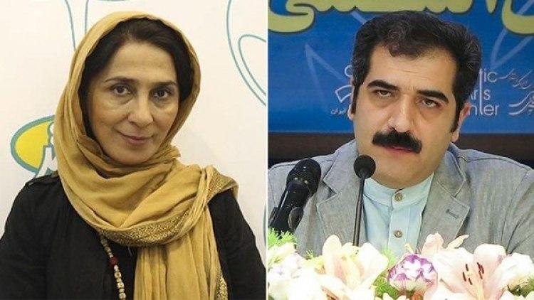 Maryam Kazemi y Saeed Asadi