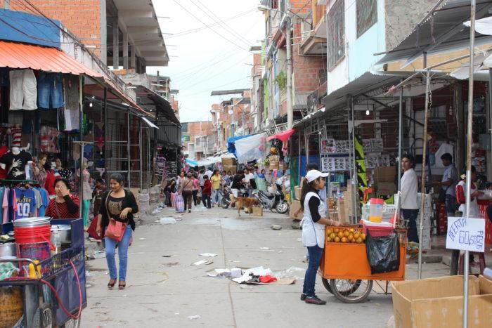 Burgos desmiente vulneración de derechos a los comerciantes desalojados en Bermejo